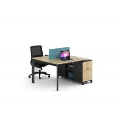 2 Seater Workstation with...