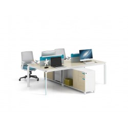 Buy 4 Seater Workstation &...