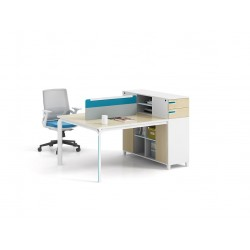 2 Person Office Workstation...
