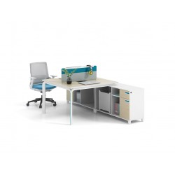 2 Seater Workstation At...