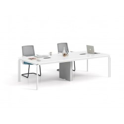 Conference Tables in White...