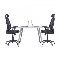Square Office Meeting Table...