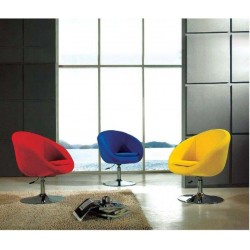 Single Seater Round Sofa in...